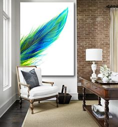 ... interior design, buy original paintings online. AUSTRALIS - CANVAS  PRINT [CP-39042490] - $299.00 | United Artworks | Original