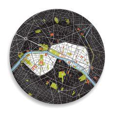 notNeutral City on a Plate: Paris