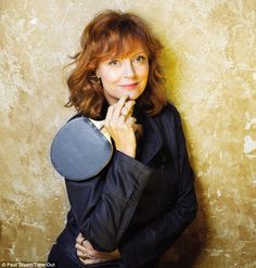 """""""Susan Sarandon, now a mother-of-three and new grandmother-of-one, has revealed she was once told she would never be able to have children.""""  Susan Sarandon speaks about her struggle with endometriosis and infertility. http://www.dailymail.co.uk/femail/article-2722490/I-told-I-never-children-Susan-Sarandon-unlikely-pregnancy-30-years-wrapping-head-idea-grandmother.html"""