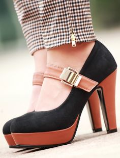 These shoes are perfect for Fall!