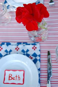 5 Easy Table Setting Ideas for Summer
