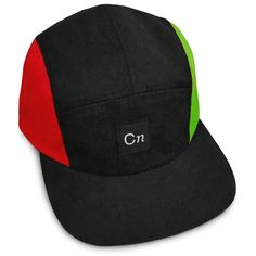 CONTEMPORARY_negro - RBG 5-Panel Hat