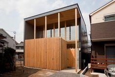 Cortesía de Mizuishi Architects Atelier