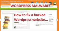 Wordpress hacked? Here's how to fix it easily and painlessly