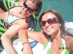 Tubing the river with friends... #AGsummerfade