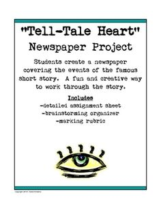the tell tale heart compare and contrast essay In this essay i will compare and contrast the protagonist in the two stories how to build a fire, and the tell tale heart how to build a fire, is about a man on a mission to cross over the cold, desolate countryside of the yukon the tell tale heart is about a man telling the story of his.
