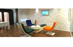 TABISSO Typographia Collection - MMA Insurance, FR - Interior Design Bulle d'Interieur Concept