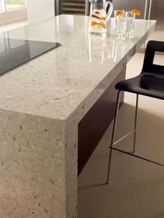 Family owned and American made, Cambria natural quartz countertops and surfaces combine innovative design and durability for a lifetime of beauty. Diy Kitchen Cabinets, Kitchen Cabinet Design, Kitchen Tiles, Kitchen And Bath, Kitchen Designs, Limestone Countertops, Cambria Countertops, Kitchen Countertops, Cambria Quartz
