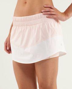 Breeze By Skirt from Lulu Lemon - thanks @Tess Pias Allan !