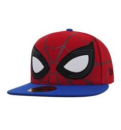 Spider-Man Homecoming All-Over Print 59Fifty Hat 5b668656f697