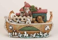 Beautiful quality Catholic Noah's Ark