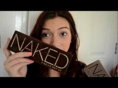 Two daytime eye make up tutorials using the Naked 2 palette by Urban Decay