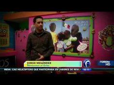 Mexicanitos al grito en Matutino Express. Entrevista a Jorge Meléndez creador y Director General de Mexicanitos al grito.  www.mexicanitosalgrito.com