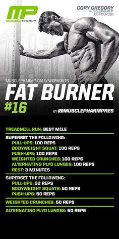 Fat Burner #16