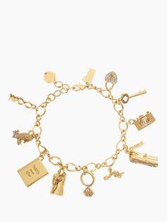 kiss a prince charm bracelet
