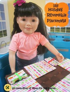 Karen here and today I wanted to share with you an easy way to make Pumpkin Pie for Your Dolls with Sculpey Clay's Pluffy Clay. Barbie Food, Doll Food, Doll Crafts, Diy Doll, Ag Dolls, Girl Dolls, Barbie Dolls, American Girl Food, Diy Crochet Patterns