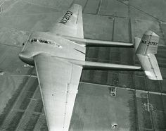 The MC-1 in flight California 1944