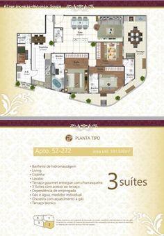Apartamento para Venda, Praia Grande / SP, bairro Canto do Forte, 3 dormitórios…