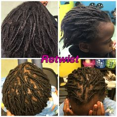 Retwist  Call 601-946-5161 for appointments