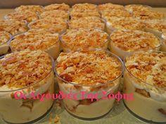 Greek Sweets, Greek Desserts, Party Desserts, Greek Recipes, Cupcakes, Cupcake Cakes, Candy Recipes, Dessert Recipes, Food Network Recipes