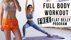 Flat Belly Challenge - Free Workout Program