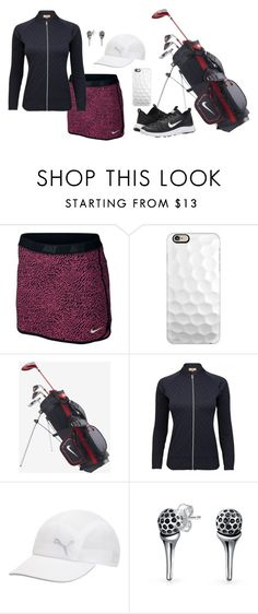 """""""Nike Golf"""" by shoppingismycardio99 on Polyvore featuring NIKE, Casetify, Puma, Bling Jewelry and Nike Golf"""
