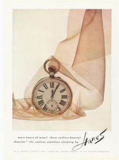nylons watch