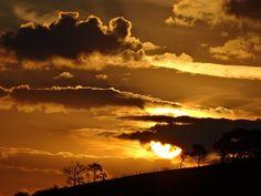 Kostenloses Bild auf Pixabay - Sonnenuntergang, Horizont, Wolke
