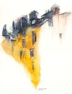 Иллюстрации выдающегося художника Sunga Park. Все работы: www.artearth.ru/people/sunga-park