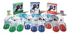Pingu's English learning materials