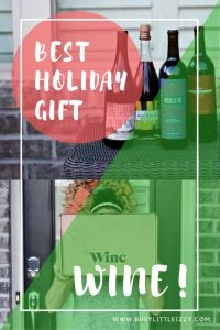 Wine | Best Holiday Gifts | Wine Delivery | Subscription Box | Wine Gift | Busy Little Izzy Blog #sp