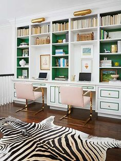 5 Dreamy Home Office