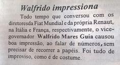 Nota do jornal Estado de Minas