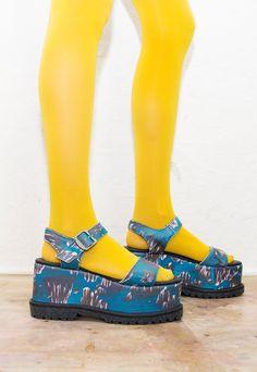 Rare Adidas for Opening Ceremony Flatform Platform Sandals   Idlized   ASOS Marketplace