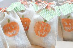 NINE + SIXTEEN: Pumpkin Picking and Apple Crafting