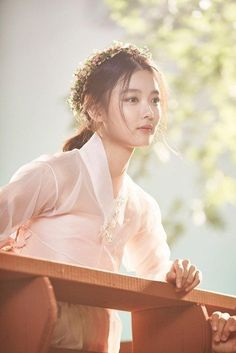 Moonlight drawn by Clouds, a delightful #Kdrama 2016 with the lovely Kim Yoo Yeong (as Hong Ra On)