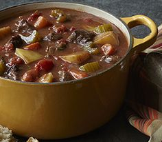 MyPanera Recipe: A Slow Cooker Beef Stew