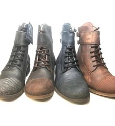 Denver Mountain Men`s Lizard Capped Toe Lace Up Ankle Boots Skin:Lizard Style:Capped Color:Tan Brown Blue Navy Black High End Shoes, Lace Up Ankle Boots, Combat Boots, Cap, Denver, Mountain, Shopping, Fashion, Baseball Hat