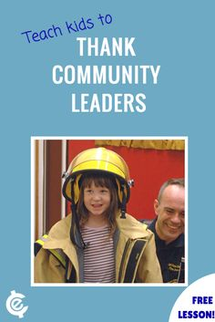 Community Leaders ARE Important!
