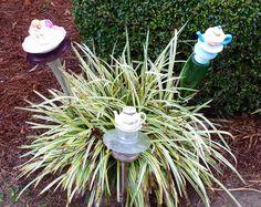 Tea Party Plant Stake Whimsies