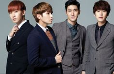 Super Junior - Lotte Duty Free Magazine January Issue