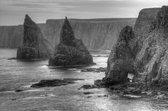 Stacks of Duncansby, John O' Groats