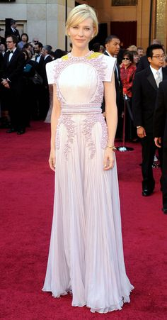 Oscars 2016: The Boldest Gowns EVER From the Red Carpet | People - Cate Blanchett in Givenchy Haute Couture