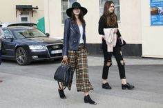 Stockholm 2014 Street Style – Vogue