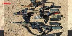 PKKnın sözde Mardin sorumlusu öldürüldü : Mardin Valiliğince bugün 08.00 itibariyle sokağa çıkma yasağı ilan edilen Nusaybin ilçesi Büyükkardeş köyü kırsalında polis jandarma ve korucuların katılımıyla gerçekleştirilen operasyonda 5 PKKlı terörist öldürüldü. Öldürülen teröristlerden birinin PKKnın sözde Mardin Eyalet Komutanı Seyit R...  http://www.haberdex.com/turkiye/PKK-nin-sozde-Mardin-sorumlusu-olduruldu/102732?kaynak=feed #Türkiye   #Mardin #öldürüldü #sözde #gerçekleştirilen…