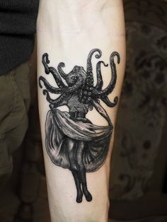 If I wanted to be tattooed like a sailor...