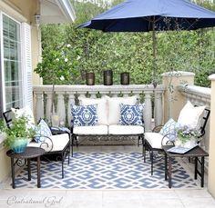 Gel çay içelim balkonda! - Ev & Bahçe - Elizim