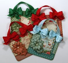 How to Create Ornaments With the G45 Mixed Media Box