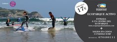 Ecoparque de Trasmiera  #Cantabria #Spain Surf, Paddle, Entryway, Places, Surfing, Surfs, Surfs Up