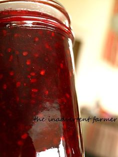 Blackberry Plum Jam - The Inadvertent Farmer (did 2015 w/ yellow plums--so good) Prune Recipes, Jam Recipes, Canning Recipes, Jelly Recipes, Yellow Plums, Marionberry, Plum Jam, Jam And Jelly, Delicious Fruit